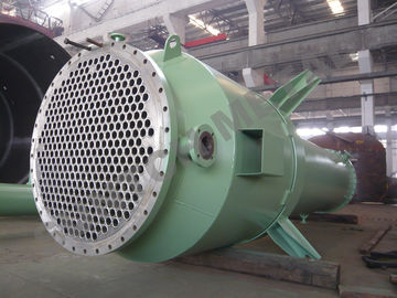China Shell And Tube Heat Exchangers Titanium Gr.7 clad SA266 Generation Reboiler supplier