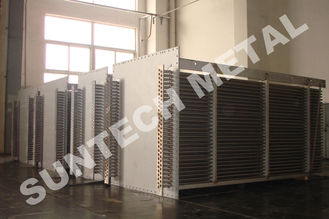 China High Pressure Shell And Tube Heat Exchanger 4000mm Length 18 Tons Weight supplier