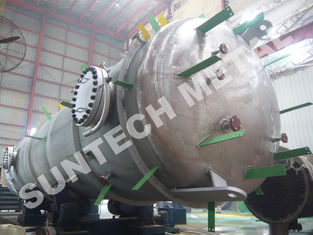 China Stainless Steel Chemical Reactor Nickle Alloy C-22 Cladded Reacting Column for MMA supplier