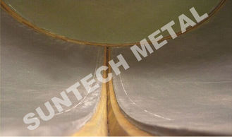 China Explosin Bonded SB265 Gr.1 / A516 Gr.70N Titanium Clad Steel Plates for Evaporators supplier