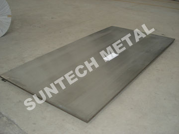 China Martensitic Stainless Steel SA240 410 / 516 Gr.60 Square Clad Plate for Seperator supplier