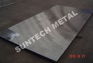 China Oil Refinery  Stainless Steel Clad Plate SA240 321 / SA387 Gr22 supplier