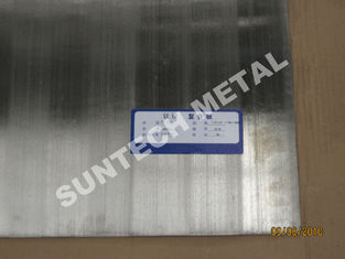 China N02200 / Ti B265 Gr.1 Nickel / Titanium Clad Sheet for Electrolyzation supplier