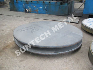 China SB265 Gr.1 Zirconium Tantalum Clad Plate Waterjet Cutting Edge Treatment supplier