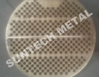 China Explosioni Bonded B171 Copper Clad Plate ASME SB432 Production Code supplier
