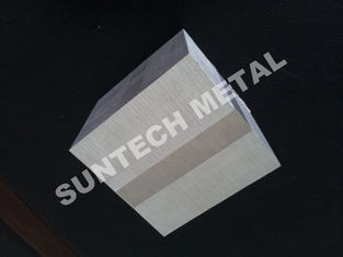 China A1100 Aluminum Stainless Steel Cladded Plate 30403 Base Layer supplier
