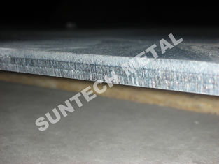 China Copper and Stainless Steel Explosion Bonded Clad Plate C1020 Multilayer supplier