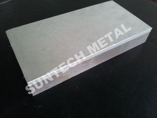 China A1070 / Q235B Aluminum and Carbon Steel Clad Plate for Marine supplier