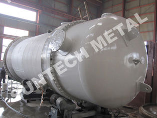 China S31603 Stainless Steel Double Shell and Tube Heat Exchanger for PTA Application supplier
