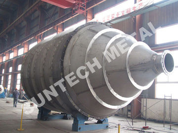 China Vertical Titanium Gr.2 Generating Industrial Chemical Reactors for Paper and Pulping supplier