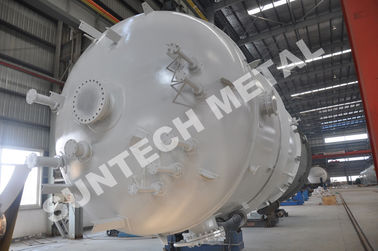 China Chemical Storage Tank 316L Stainless Steel supplier