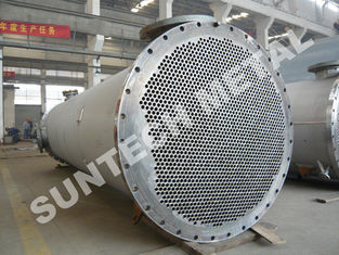 China Titanium Gr.2 Cooler / Shell Tube Heat Exchanger for Paper and Pulping Industry supplier