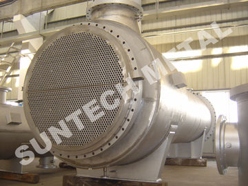 China S31803 Duplex Stainless Steel Floating Head Heat Exchanger ISO / SGS supplier