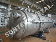 China Titanium Gr.2 Industrial Chemical Reactors for Paper and Pulping factory