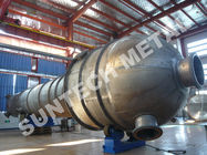 China Chemical Process Plants Titanium Gr. 7 Reactor for  PO Plant factory