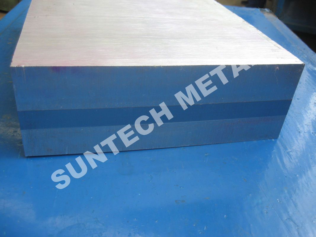 A1050 / C1020 Multilayer Copper Aluminum Stainless Steel Clad Plate