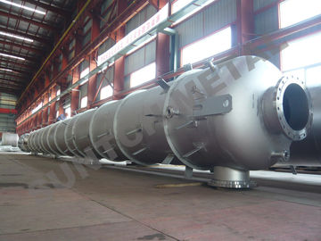 China Alloy C-22 Chemical Processing Equipment  Tower Column for Acetic Acid Plant factory