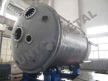 China Agitating Industrial Chemical Reactors S32205 Duplex Stainless Steel for AK Plant distributor