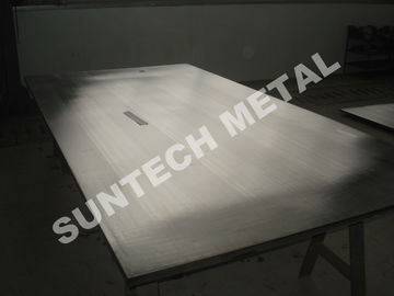 China N08904 904L / SA516 Gr.70 Stainless Steel Clad Plate for Anti-corrosion distributor