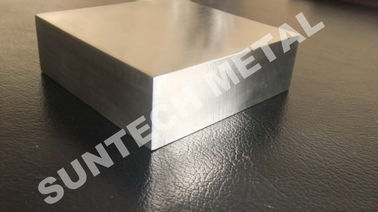 China Nickel and Stainless Steel Explosion Bonded Clad Plate 2sqm Max. Size distributor