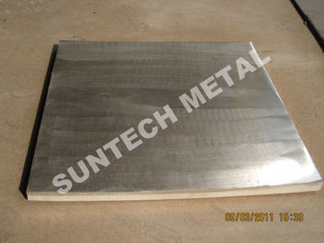 China Aluminum and Stainless Steel Clad Plate Auto Polished Surface treatment distributor