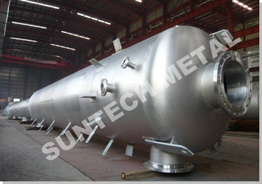 China Nickel Alloy C-276 / N10276 Distillation Column factory