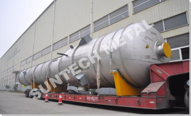 China Alloy 20 Butyl Alcohol Distillation Column Tray Tower 0.1MPa - 1.6MPa distributor
