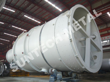 China 1.6MPa - 10MPa Pressure Reacting Tank  for Chemical engineering factory