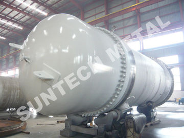 China 317L Stainless Steel Reacting Industrial Storage Tank 30000L distributor