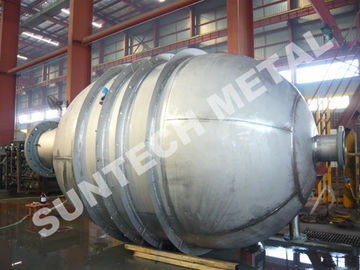China 4 Tons Weight chemical Storage Tanks  3000L Volume for PO Plant distributor