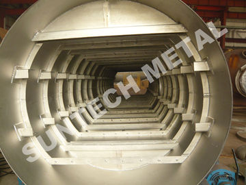China Alloy C-276 Tower Internals Chemical Process Equipment  for POM distributor