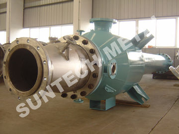 China Chemical Processing Equipment Titanium Gr.7 Reboiler for Paper and Pulping distributor
