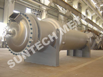 Double Tube Sheet Heat Exchanger