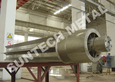 China Alloy 20 Clad Wiped Thin Film Evaporator for Chemical Processing distributor