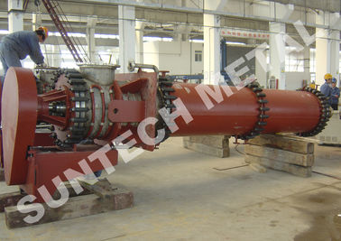 China Alloy 20 Clad Wiped Thin Film Evaporator for Chemical Industry distributor