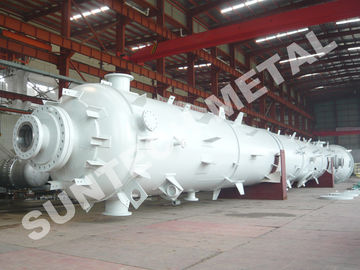 China Chemical Process Equipment Nickel Alloy B-3 Phosgen Removal Tray Type Column for Acetic Anhydrer distributor